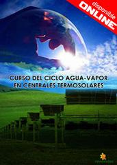CURSO DE CICLO AGUA-VAPOR EN CENTRALES TERMOSOLARES