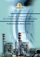 CURSO DE CONSTRUCCION CENTRALES DE CICLO COMBINADO