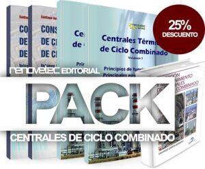 PACK LIBROS CENTRALES DE CICLO COMBINADO